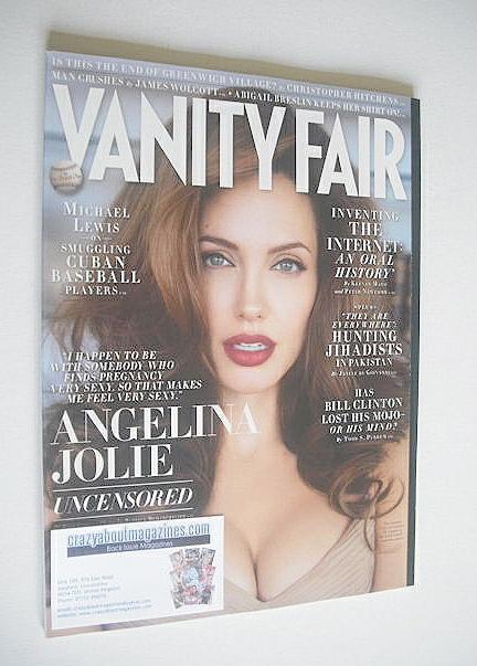 <!--2008-07-->Vanity Fair magazine - Angelina Jolie cover (July 2008)