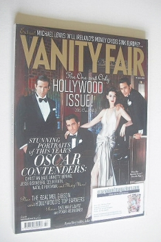 Vanity Fair magazine - The Hollywood Issue (March 2011)