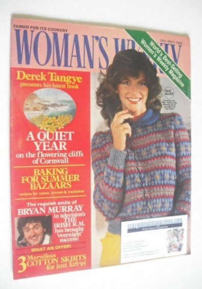 <!--1984-05-26-->British Woman's Weekly magazine (26 May 1984 - British Edi