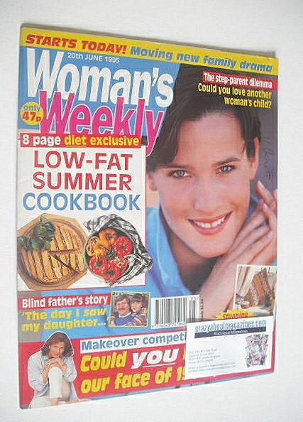 <!--1995-06-20-->Woman's Weekly magazine (20 June 1995)