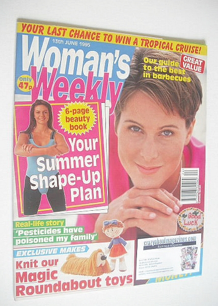 <!--1995-06-13-->Woman's Weekly magazine (13 June 1995)