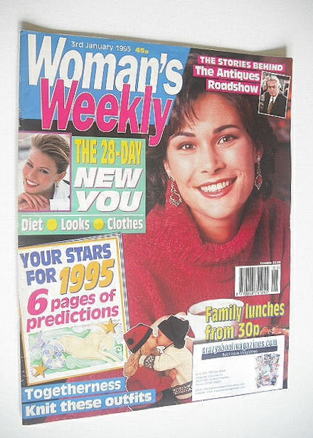 <!--1995-01-03-->Woman's Weekly magazine (3 January 1995)