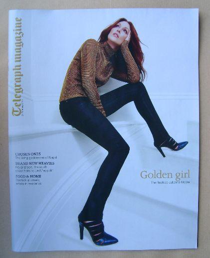 <!--2015-02-21-->Telegraph magazine - Julianne Moore cover (21 February 201