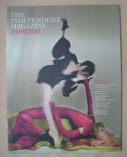 The Independent magazine - Autumn/Winter 2014 Fashion Special (20 September