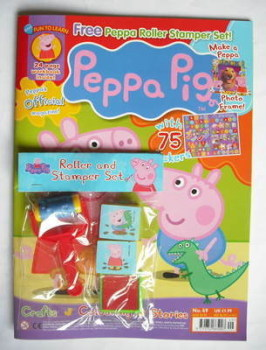 Peppa Pig magazine - No. 49 (December 2009)