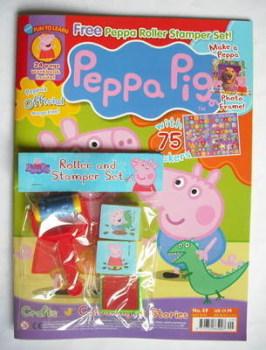 <!--2009-12-->Peppa Pig magazine - No. 49 (December 2009)