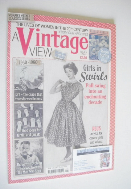 <!--2014-05-->A Vintage View magazine (Issue 5)
