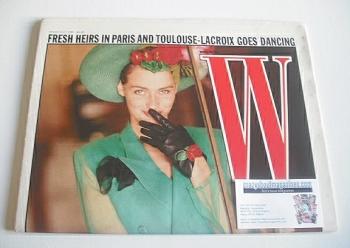 W magazine (14-27 January 1988)