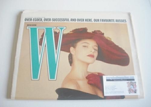 <!--1987-11-26-->W magazine (26 November - 9 December 1987)