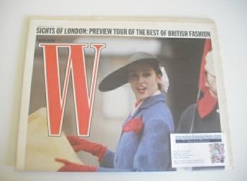 W magazine (10-23 March 1988)