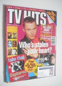 TV Hits magazine - May 1995 - Ronan Keating cover