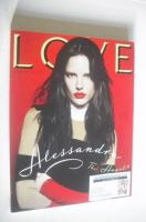 <!--2010-09-->Love magazine - Issue 4 - Autumn/Winter 2010 - Alessandra Ambrosio cover