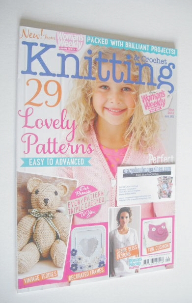 <!--2014-05-->Woman's Weekly Knitting and Crochet magazine (May 2014)