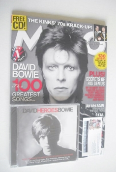 MOJO magazine - David Bowie cover (February 2015) (Cover 1 of 3)