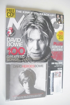 MOJO magazine - David Bowie cover (February 2015) (Cover 3 of 3)