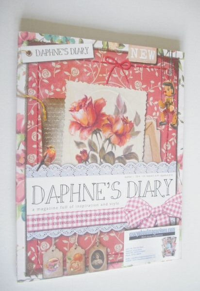 <!--2014-01-->Daphne's Diary magazine (Number 1 - 2014)