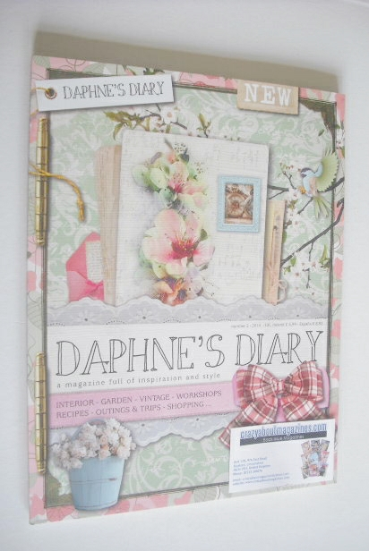 <!--2014-02-->Daphne's Diary magazine (Number 2 - 2014)