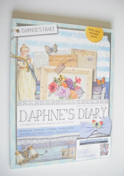 <!--2014-05-->Daphne's Diary magazine (Number 5 - 2014)
