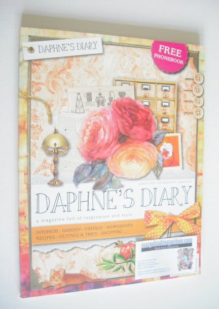 <!--2014-06-->Daphne's Diary magazine (Number 6 - 2014)