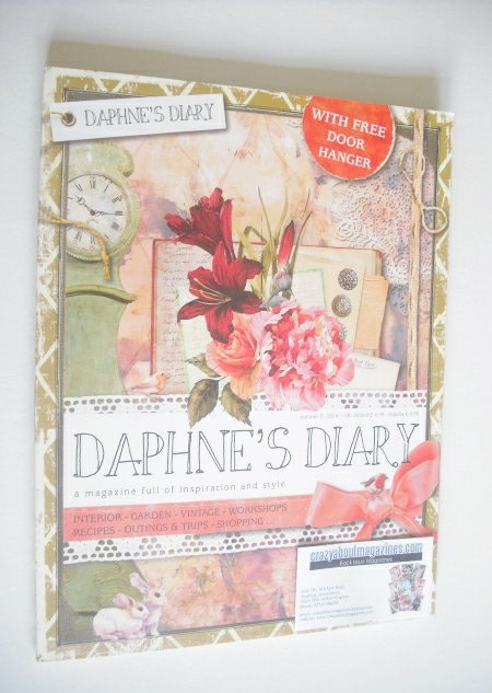 <!--2014-07-->Daphne's Diary magazine (Number 7 - 2014)