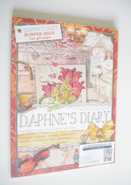 <!--2014-08-->Daphne's Diary magazine (Number 8 - 2014)