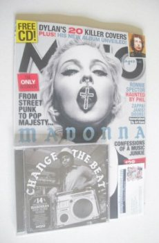 MOJO magazine - Madonna cover (March 2015)