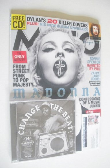 <!--2015-02-->MOJO magazine - David Bowie cover (February 2015) (Cover 3 of