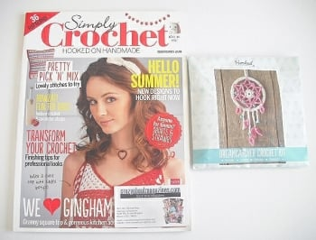 Simply Crochet magazine - Issue 18