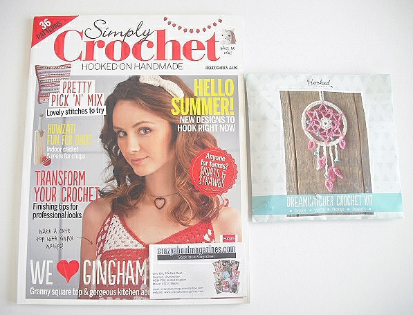 <!--0018-->Simply Crochet magazine - Issue 18