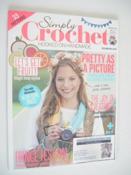 Simply Crochet magazine - Issue 19