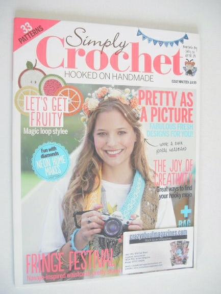 Simply Crochet Magazine Issue 19