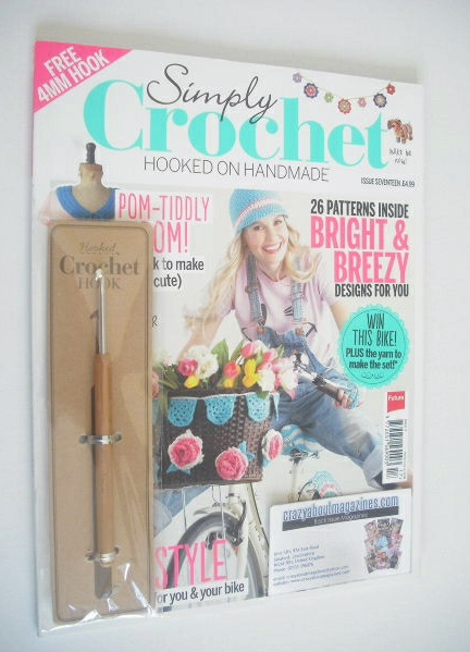 <!--0017-->Simply Crochet magazine - Issue 17