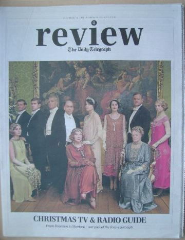 The Daily Telegraph Review newspaper supplement - 21 December 2013 - Downto