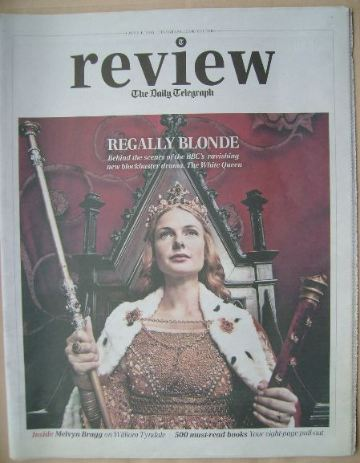 The Daily Telegraph Review newspaper supplement - 1 June 2013