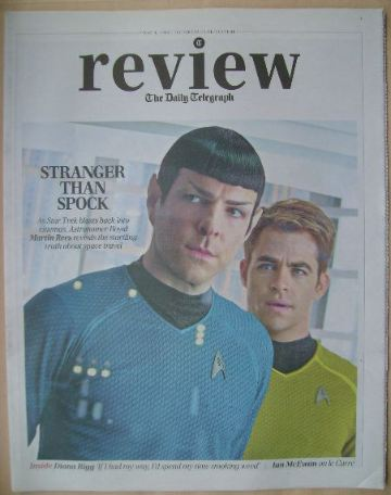 The Daily Telegraph Review newspaper supplement - 4 May 2013