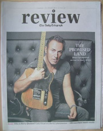 The Daily Telegraph Review newspaper supplement - 1 February 2014 - Bruce S