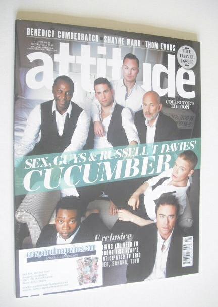 <!--2015-02-->Attitude magazine - February 2015