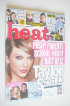 Heat magazine - Taylor Swift cover (28 February - 6 March 2015)