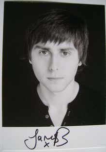 James Buckley autograph