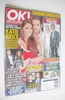 <!--2015-02-17-->OK! magazine - Katie Price cover (17 February 2015 - Issue 968)