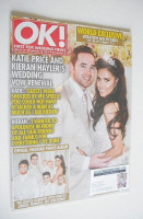 <!--2015-03-10-->OK! magazine - Katie Price and Kieran Hayler cover (10 March 2015 - Issue 971)