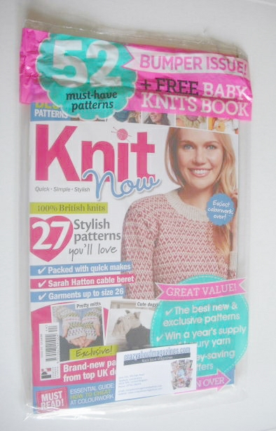 <!--0044-->Knit Now magazine (Issue 44)