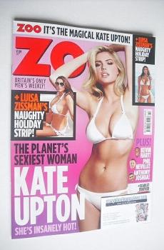 Zoo magazine - Kate Upton cover (3-9 April 2015)