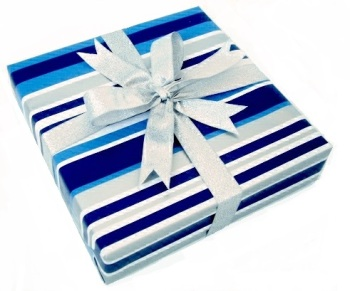 Magazine Gift Wrap