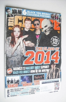 Big Cheese magazine - December/January 2015 - The Class Of 2014 cover