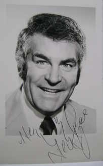 Ted Rogers autograph