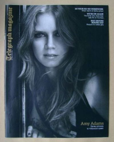 <!--2014-12-20-->Telegraph magazine - Amy Adams cover (20 December 2014)