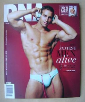 DNA magazine - Jose Ruiz cover (September 2013 - Issue 164)