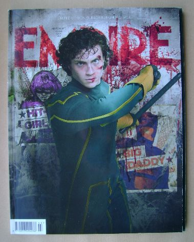 <!--2010-03-->Empire magazine - Kick-Ass cover (March 2010 - Subscriber's I