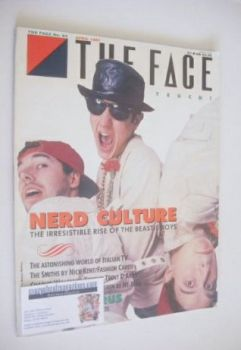 The Face magazine - Beastie Boys cover (April 1987 - Issue 84)